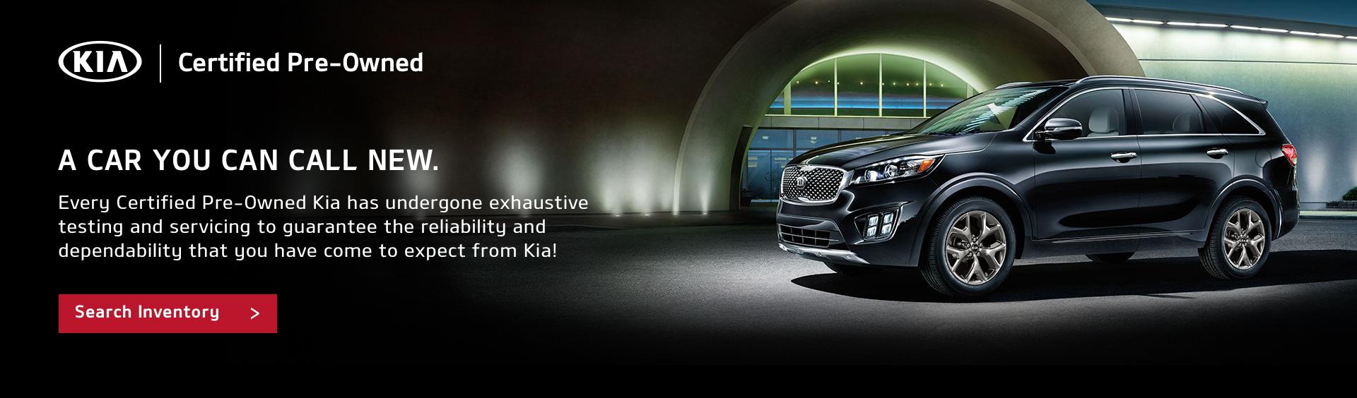 Kia Certified Pre Owned >> Benefits Of Kia Certified Preowned Vehicles Petawawa Kia